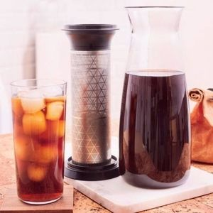 Tupperware Kitchen - TUPPERWARE: Cold Brew Coffee Carafe - BNIB
